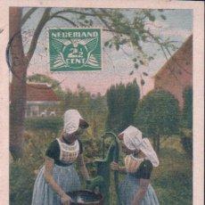 Postales: POSTAL HOLANDA- NEDERLAND - ZEELAND - WALCHEREN - UITGAVE WEENEK & SNEL. Lote 84916904