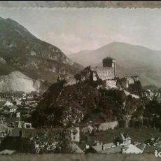 Postales: FOTO POSTAL TROQUELADA DE LOURDES. Lote 85096816