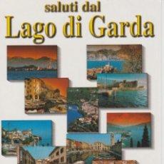Postales: LAGO DI GARDA (ITALIA). . Lote 86144840