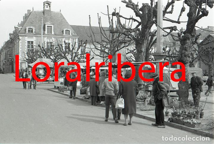 NEGATIVO FRANCIA CAHORS 1964 KODAK 35MM NEGATIVE FRANCE PHOTO FOTO (Postales - Postales Extranjero - Europa)