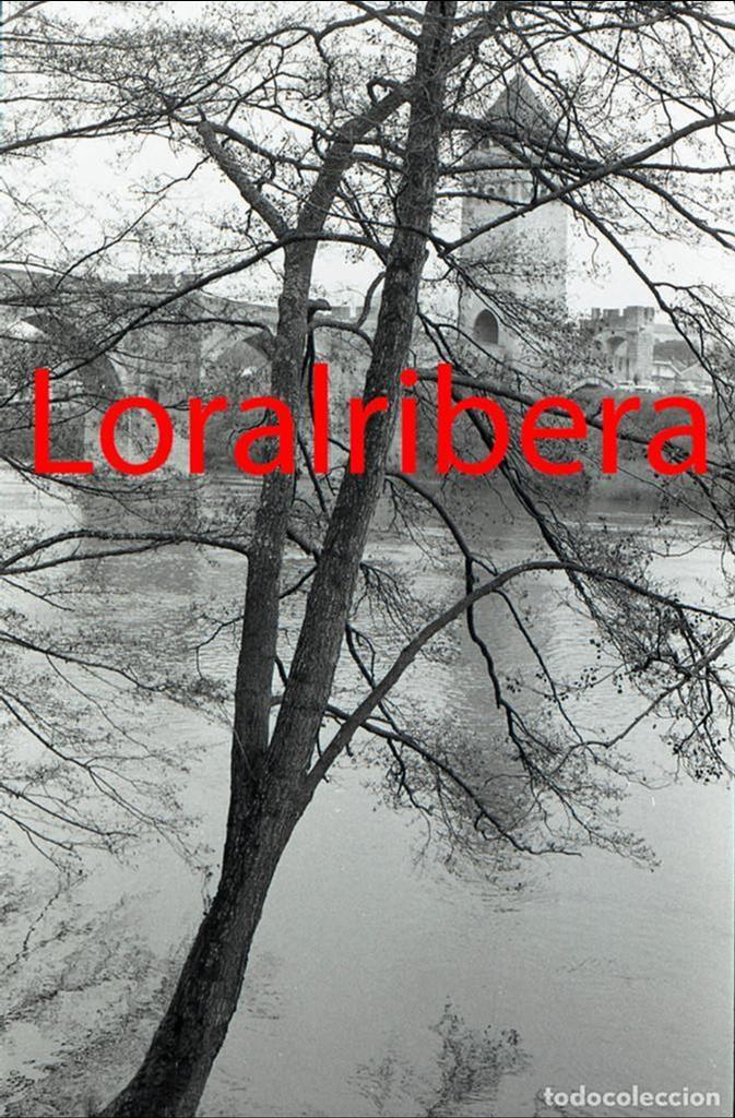NEGATIVO FRANCIA CAHORS PUENTE 1964 KODAK 35MM NEGATIVE PHOTO FOTO FRANCE PONT (Postales - Postales Extranjero - Europa)