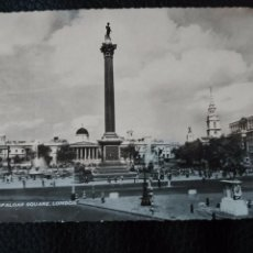 Postales: TRAFALGAR SQUARE LONDON POSTAL SIN CIRCULAR. Lote 86736116