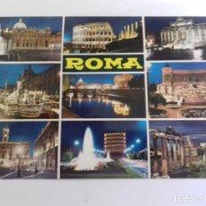 Postales: ROMA-TARJETA POSTAL. Lote 86762832