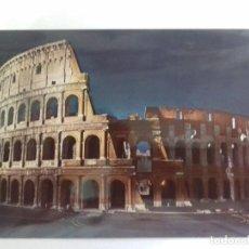 Postales: ROMA-EL COLISEO.NOCTURNO-TARJETA POSTAL. Lote 86763264