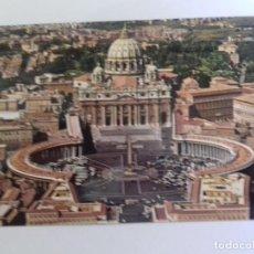 Postales: ROMA-PLAZA DE SAN PEDRO-TARJETA POSTAL. Lote 86794968