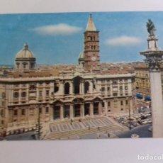 Postales: ROMA-B-S-MARIA MAGGIORE-TARJETA POSTAL. Lote 86794996
