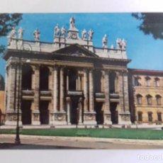 Postales: ROMA-BASILICA DI S- GIOVANNI IN LATERANO-TARJETA POSTAL. Lote 86795076