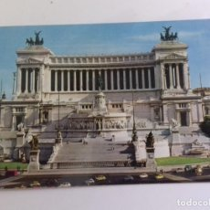 Postales: ROMA-ALTARE DELLA PATRIA-TARJETA POSTAL. Lote 86795160