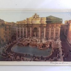 Postales: ROMA-FONTANA DE TREVI-TARJETA POSTAL. Lote 86795168