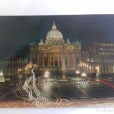 Postales: ROMA-CITTA DEL VATICANO-TARJETA POSTAL. Lote 86795204