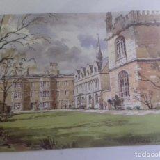 Postales: CAMBRIDGE-OXFORD-TARJETA POSTAL. Lote 86805264