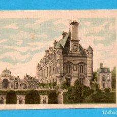 Postales: POSTAL DE FRANCIA CASTILLOS . Lote 87338840