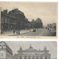 Postales: J180- LOTE DE 12 POSTALES ANTIGUAS DE - PARIS - NUEVAS. Lote 87417484