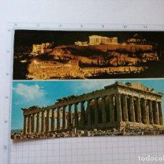 Postales: POSTAL - GRECIA - ATENAS, ACROPOLIS. Lote 87428888