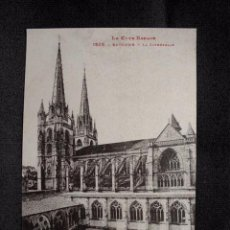 Postales: (XEU-17) POSTAL BAYONNE LA CATHEDRALE- BAYONA LADO VASCO –ED. LABOUCHE-PPIO 1900. Lote 87604648