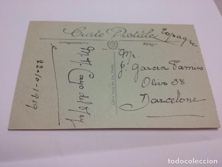 Postales: Biarriz 1919. El casino municipal y playa. País vasco (Francia) - Foto 3 - 87875068
