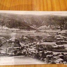 Postales: POSTAL VALLE DE ANDORRA. Lote 88907148