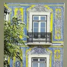 Postales: POSTAL LISBOA. PORTUGAL. AZULEJOS FACHADA. SÉCULO XIX.. 1997. MUY BUEN ESTADO!!!. Lote 89441164