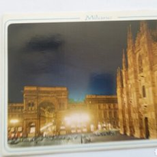 Postales: MILAN AÑOS 80-90. Lote 89572207