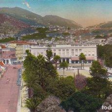 Postales: FRANCIA NIZA CASINO MUNICIPAL 1950 POSTAL CIRCULADA. Lote 89603376