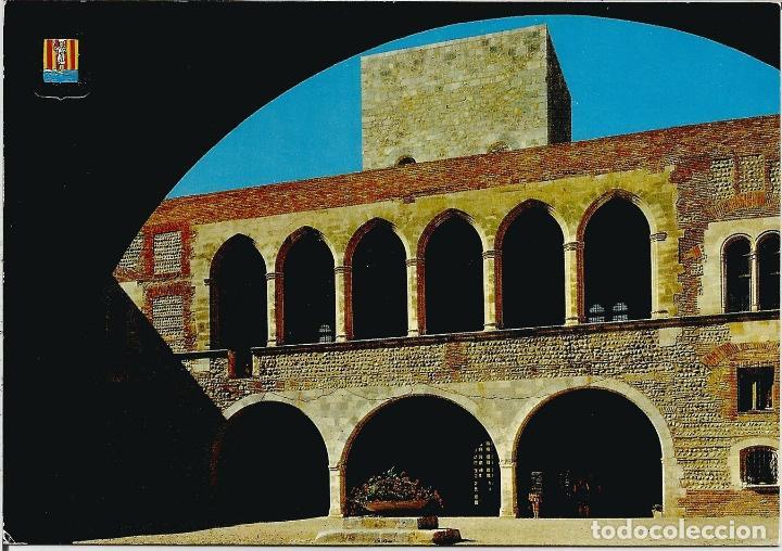 Perpinya Perpignan Palacio De Los Reyes De Mallorca S Xiii Edition Dino 1943 S C
