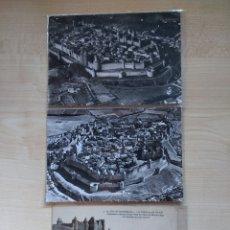 Postales: POSTALS. LOT DE 3 POSTALS DE LA CITÉ DE CARCASSONNE (AUDE).. Lote 90506814