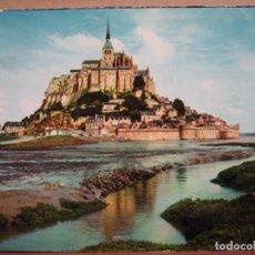 Postales: POSTAL ANTIGUA FRANCIA: LE MONT SAINT-MICHEL. Lote 90827440