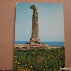 Cartoline: POSTAL ANTIGUA ITALIA: CROTONE.- COLONNA DEL TEMPIO DI HERA LACINIAE. Lote 91391315