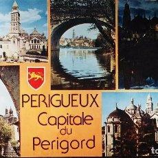 Postales: PERIGUEUX - DORDOGNE - ( FRANCIA ) CAPITALE DU PERIGORD . CATEDRAL SAINT-FRONT. Lote 91553775