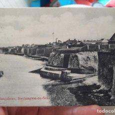Postales: U.K. KENT. CLIFFS&BUNGALOWS. BIRCHINGTON ON SEA. 1908. Lote 91588515