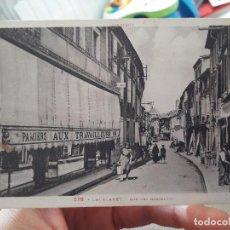Postales: TOLOUSE, LAVELANET, RUE DES MARCHANDS, 578, ED. LABOUCHE. Lote 91590985