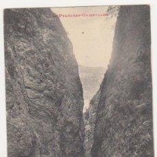 Postales - Gorges de Carenca. - 92349525
