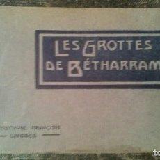 Postales: LIMOGES - LES GROTTES DE BÉTHARRAM -. Lote 92594305