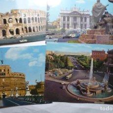 Postales: LOTE POSTALES ROMA . Lote 92896345