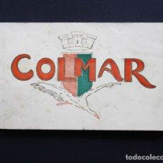 Postales: ALBUM DE 20 POSTALES DE COLMAR (FRANCIA) EDITION WIBECO ¿AÑOS 20? POSTAL. Lote 93030390