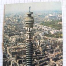 Postales: POSTAL CIRCULADA LONDRES 1972. Lote 94372698