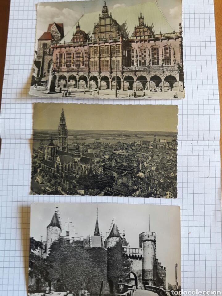 LOTE 3 POSTALES ALEMANIA (Postales - Postales Extranjero - Europa)