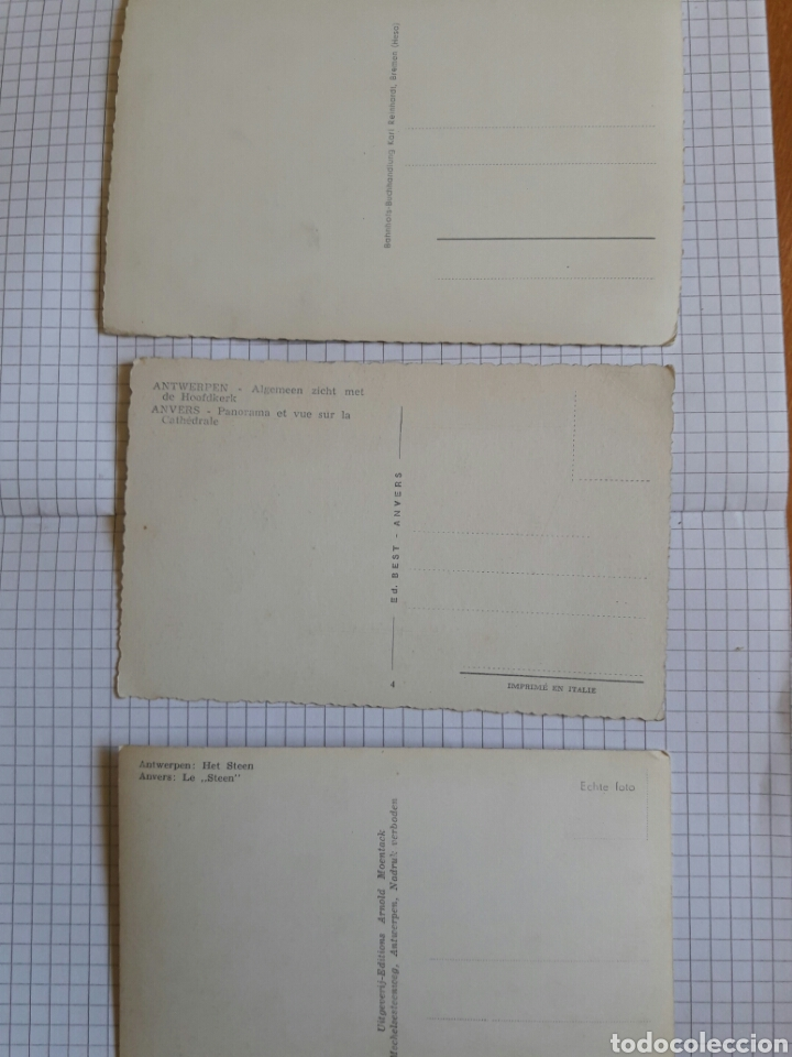 Postales: Lote 3 postales Alemania - Foto 5 - 94373479