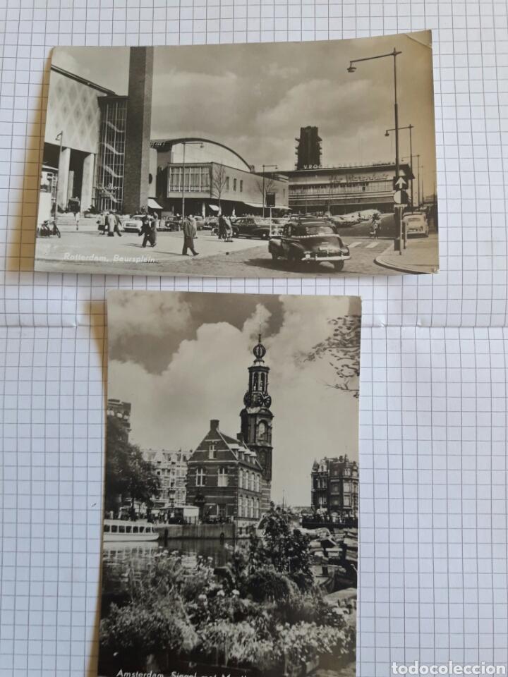 LOTE 2 POSTALES HOLANDA (Postales - Postales Extranjero - Europa)