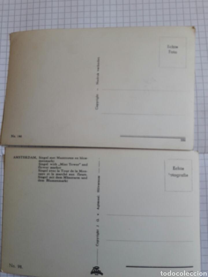 Postales: Lote 2 postales Holanda - Foto 4 - 94375474