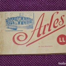 Postales: ANTIGUO LIBRO DE 24 POSTALES SIN CIRCULAR - DE LA CIUDAD FRANCESA DE ARLES - VINTAGE - HAZ OFERTA. Lote 94711731
