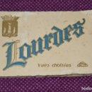 Postales: ANTIGUO LIBRO DE 19 POSTALES SIN CIRCULAR - CIUDAD FRANCESA DE LOURDES PRINCIPIO SIGLO - HAZ OFERTA. Lote 94712515