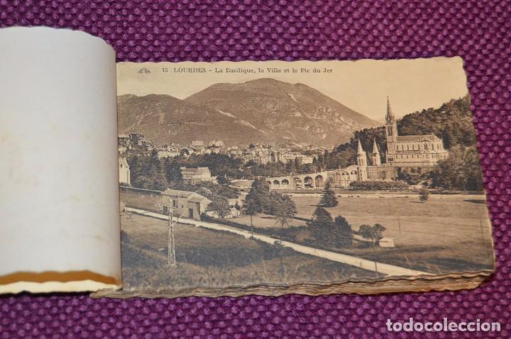 Postales: ANTIGUO LIBRO DE 19 POSTALES SIN CIRCULAR - CIUDAD FRANCESA DE LOURDES PRINCIPIO SIGLO - HAZ OFERTA - Foto 7 - 94712515