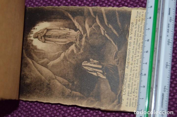 Postales: ANTIGUO LIBRO DE 19 POSTALES SIN CIRCULAR - CIUDAD FRANCESA DE LOURDES PRINCIPIO SIGLO - HAZ OFERTA - Foto 11 - 94712515