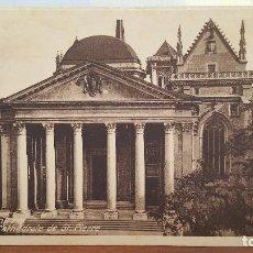 Postales: POSTAL ANTIGUA DE SUIZA: GENEVE.- LA CATHEDRALE DE ST. PIERRE. Lote 94956699