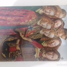 Postales: GENT SINT-BAAFSKATHEDRAAL-VAN EYCK-BELGIUM. Lote 95096799
