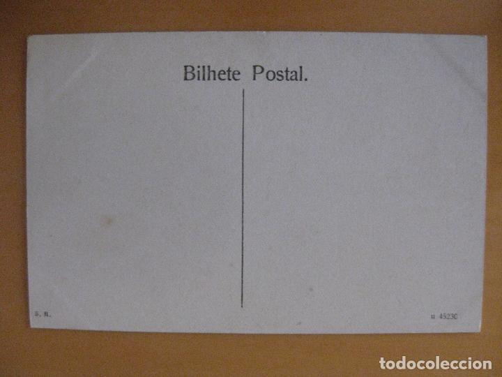 Postales: COSTUMBRES PORTUGUESAS. COSTUMES PORTUGUEZES VENDEDEIRA D' ALHOS VENDEDORA - Foto 2 - 95342595
