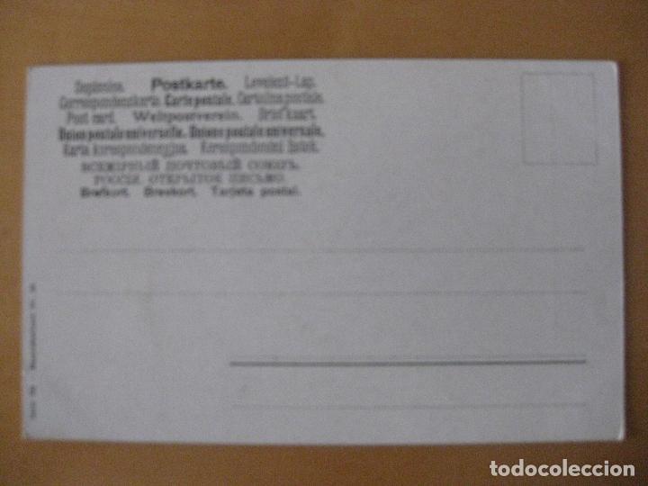 Postales: COSTUMBRES TIPOS DE EUROPA, AUSTRIA? BODA CAMPESINA - Foto 2 - 95343151