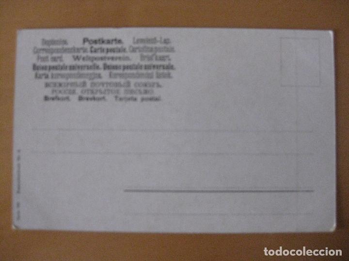 Postales: COSTUMBRES TIPOS DE EUROPA, AUSTRIA? BODA CAMPESINA - Foto 2 - 95343203