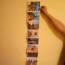 Postales: 12 POSTALES EN ACORDEÓN, TURQUIA. Lote 95773891
